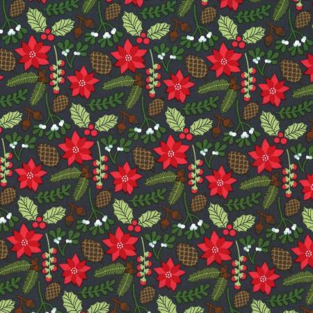 Christmas Quilt.Michael Miller Winter Tails Christmas Quilt Fabric By The Yard Blue Dc7984 Aqua Cotton Sewing Quilts Rustic Woodland Decor Quilting