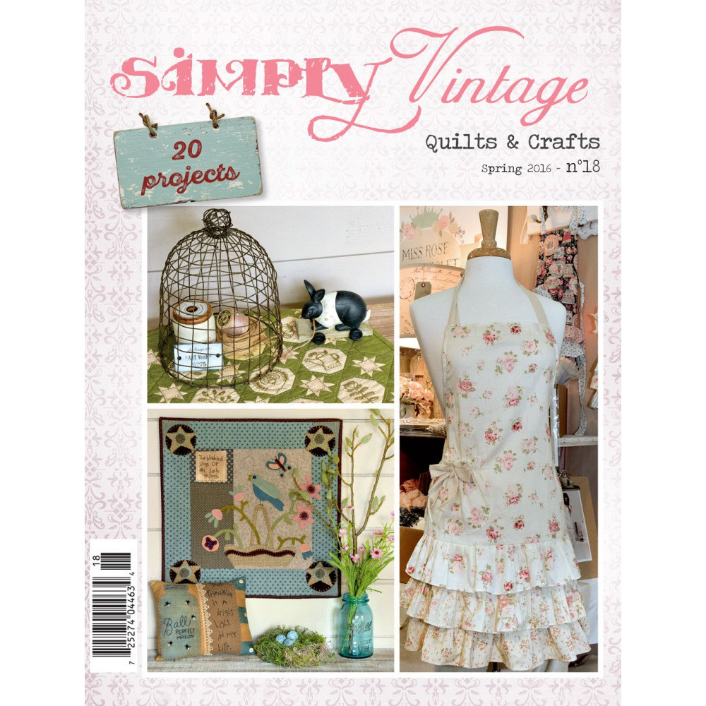 Quilt Magazine patterns pattern quilts Sewing Embroidery Hand Quilting Gift for her Shabby Chic FREE SHIPPING